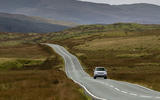 Land Rover Range Rover D350 mild hybrid 2020 UK first drive review - on the road