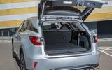 Lexus RX 450hL 2018 review boot space
