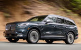 Lincoln Aviator 2020 first drive review - on the road