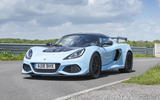 Lotus Exige Sport 410 2018 review static front