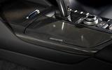 Maserati Levante GranSport V6 2018 first drive - centre console trim