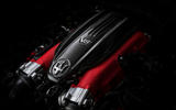 Maserati Levante Trofeo 2019 first drive review - engine