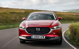 Mazda CX-30 2019 UK first drive review - on the road nose