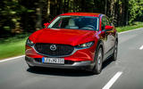 Mazda CX30 2019 first drive review - on the road front