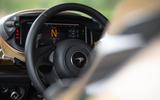 15 McLaren Elva 2021 UK FD instruments