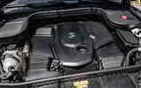 Mercedes-Benz GLS 400D 2019 first drive review - engine