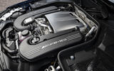 Mercedes-AMG C63 2018 first drive review engine