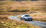 Mercedes-AMG CLA 35 Shooting Brake 2020 UK first drive review - on the road cornering