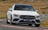 Mercedes-Benz CLA 250 2019 UK first drive review - on the road front