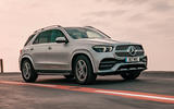 Mercedes-Benz GLE 2019 UK first drive review - on the road