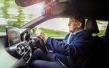 Mercedes-Benz X-Class longterm review Steve Cropley driving