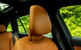 15 Mercedes C Class Estate 2021 UK LHD FD headrests