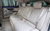 15 Mercedes EQS580 2021 FD rear seats