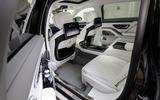 15 Mercedes Maybach S680 2021 FD rear seats