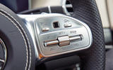 Mercedes-Benz S-Class S500L 2018 long-term review - steering wheel controls