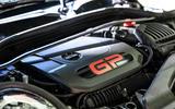 Mini JCW GP 2020 UK first drive review - engine