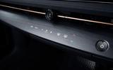 2020 Nissan Ariya - haptic controls