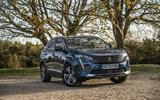 Peugeot 3008 Hybrid 2021 UK review - static