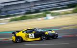 Porsche 718 Cayman GT4 Clubsport 2020 - hero side