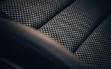 Porsche 911 Carrera 4S 2019 UK first drive review - seat details