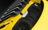 Porsche 911 Carrera 4S 2020 - engine