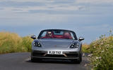15 Porsche Boxster 25 years edition 2021 uk fd on road