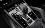 Porsche Cayenne E-Hybrid 2018 review centre console
