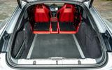 Porsche Panamera e-Hybrid 2020 UK first drive review - boot