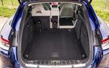 15 Porsche Panamera Turbo S E Hybrid ST 2021 UK FD boot