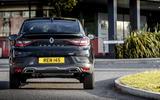 15 Renault Arkana 2021 UK FD on road rear