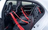 Renault Megane Trophy R 2019 first drive review - rear seats