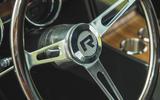 15 Revology Mustang Bullitt 2021 UK FD steering wheel