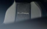 Seat Leon Cupra R ST 2019 first drive review - seats