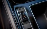 15 Skoda Enyaq 2021 LHD UK first drive centre console