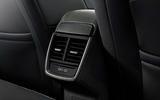 Skoda Scala 2019 first drive review - rear climate controls
