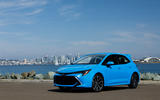 Toyota Corolla 2.0 XSE CVT 2019 review - static front