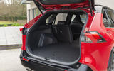 15 Toyota RAV4 PHEV 2021 UK first drive review boot