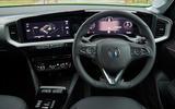 15 Vauxhall Mokka e 2021 UK first drive review dashboard