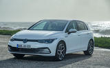 Volkswagen Golf 2020 first drive review - static front