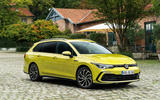 Volkswagen Golf Estate 2020 first drive review - static