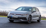 Volkswagen Golf GTI Clubsport 2020 first drive review - static front