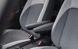 Volkswagen ID 3 2020 UK first drive review - front seats