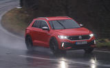 Volkswagen T-Roc R 2020 UK first drive review - on the road