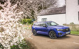 15 Volkswagen Touareg R eHybrid 2021 UK first drive review static