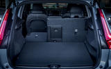 Volvo XC40 Recharge T5 2020 first drive review - boot