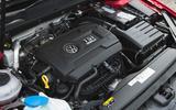 Volkswagen Golf R Estate performance pack 2018 UK review engine