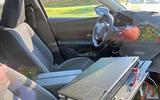 2022 Peugeot 308 prototype - interior