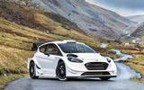 2017 Ford Fiesta WRC – M-Sport reveals World Rally Championship contender