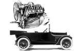 15 1915 Cadillac Type 51 V8 first v8