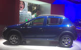 Dacia Sandero Stepway at the Paris motor show 2016 - show report and gallery